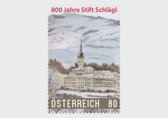 800 Years of Schlagl Abbey - Set