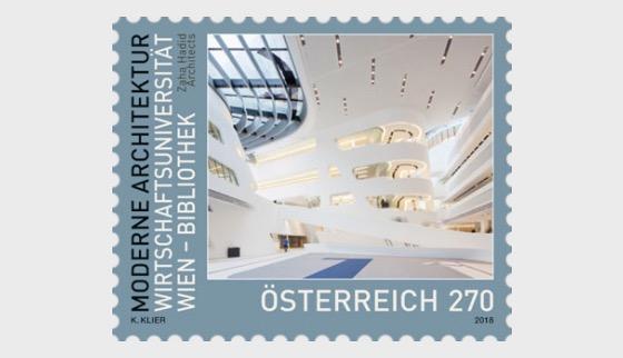 Universidad de Economía y Negocios de Viena - Biblioteca - Series