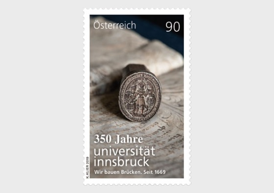 350 Years of the University of Innsbruck - Set