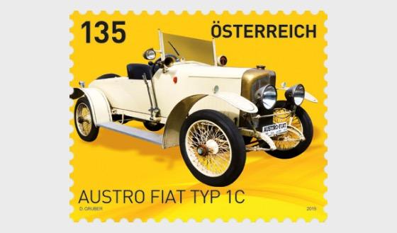 Austro Fiat Type 1C - Set