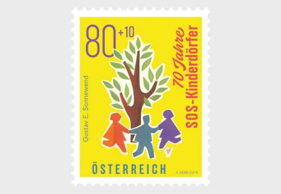 70 Years of SOS Children's Villages - Set