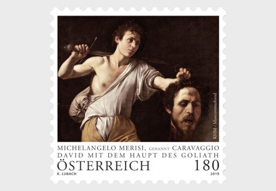 Michelangelo Merisi aka Caravaggio – David with the Head of Goliath - Series