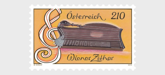 Viennese Zither - Set