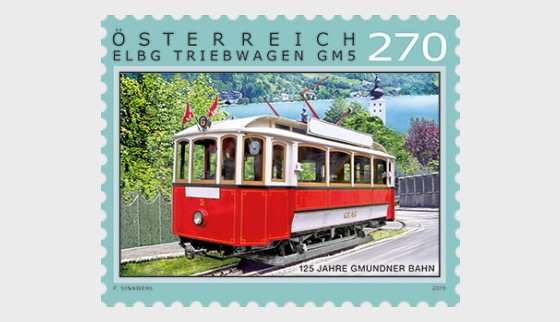 125 Years of the Gmunden Tramway - Set