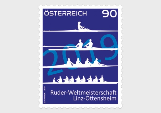 Rowing World Championships in Linz-Ottensheim - Set