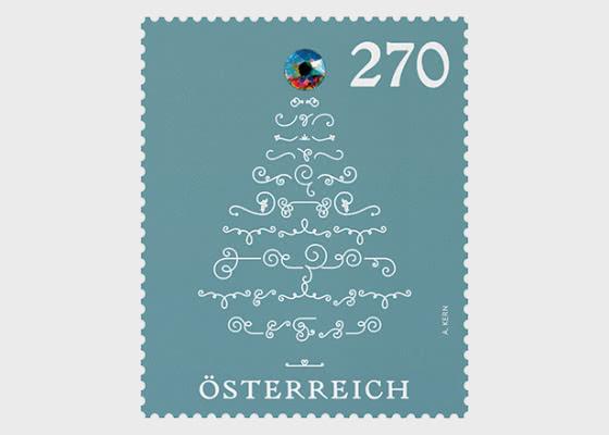 Natale 2019 - Albero di Natale con Cristallo - Serie