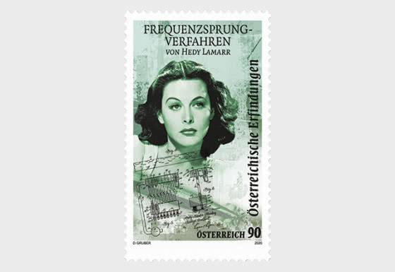 Frequency Hopping Spread Spectrum - Hedy Lamarr - Set