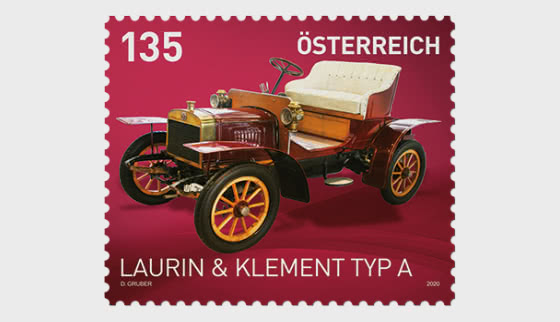 Laurin & Klement Type A - Set
