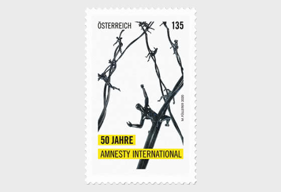 50 Years Of Amnesty International Osterreich - Set