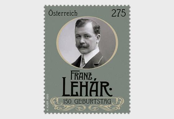 150 ° anniversario della nascita di Franz Lehár - Serie