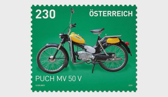 Puch MV 50 V - Serie