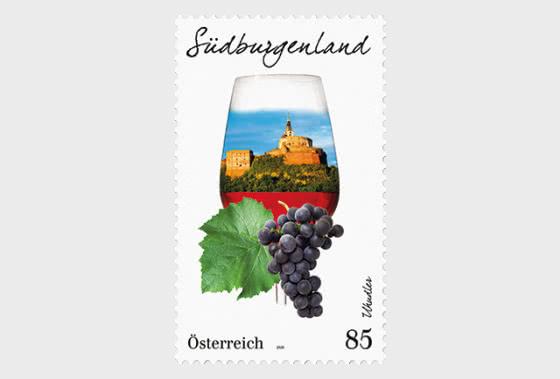 South Burgenland – Uhudler - Series