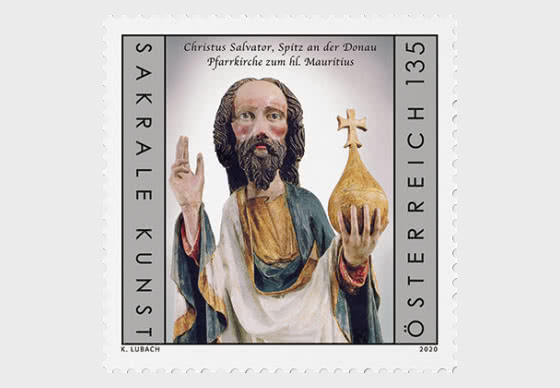 Cristo Salvatore - Spitz An Der Donau, La Chiesa Parrocchiale Di San Maurizio - Serie
