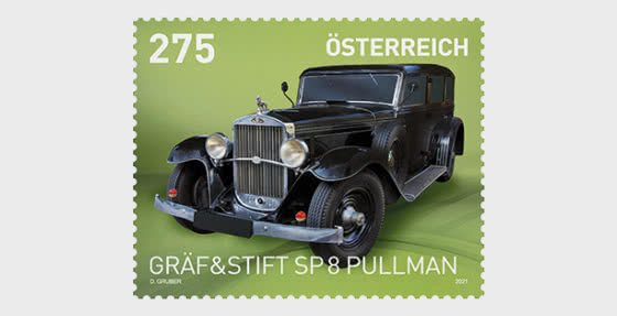 Gräf & Stift SP 8 Pullman - Series