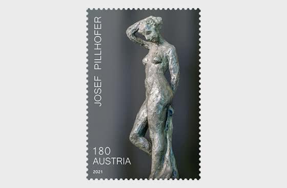 Josef Pillhofer – Badende 1981 - 套票