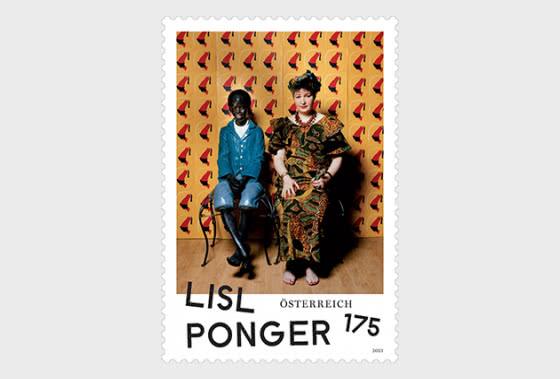 Lisl Ponger – Gone Native 2000 - 套票