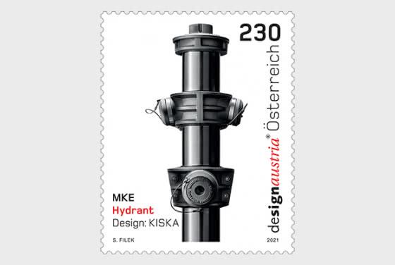 MKE – 消防栓 - 套票