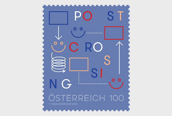 Postcrossing 2021 - Set