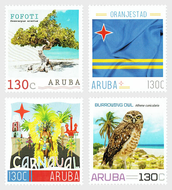 Personalised Stamps - Set