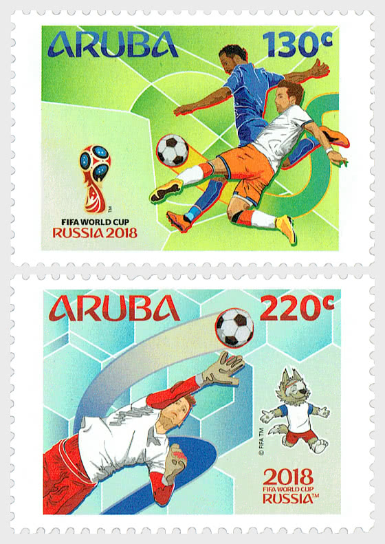 FIFA World Cup - Russia 2018 - Set