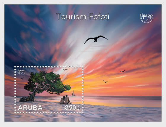 Fofoti - Tourism - Miniature Sheet