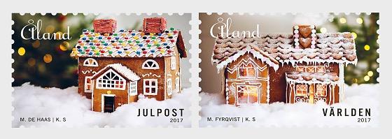 Navidad 2017 - Casa de Pan de Jengibre - Series