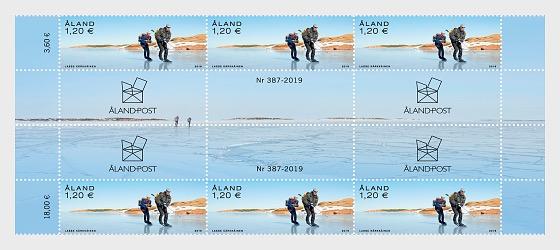 Nordic Skating - Gutter Pairs Set