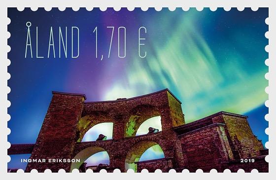 Aurora Borealis - Northern Lights - Set