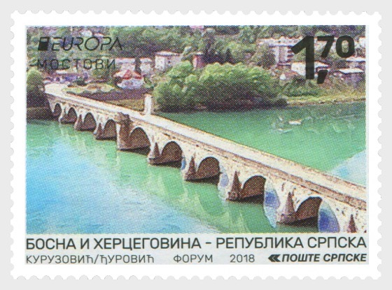 Europa 2018 - Bridges (Visegrad) - Set