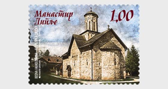Monasteries of Republic of Srpska - Set