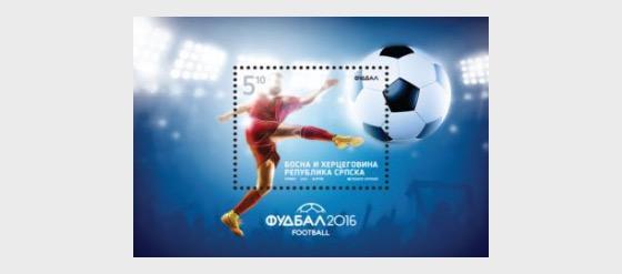 Football - Miniature Sheet