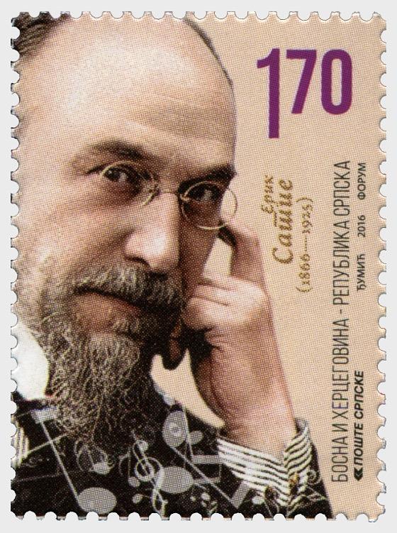 Composers - Erik Satie - Set