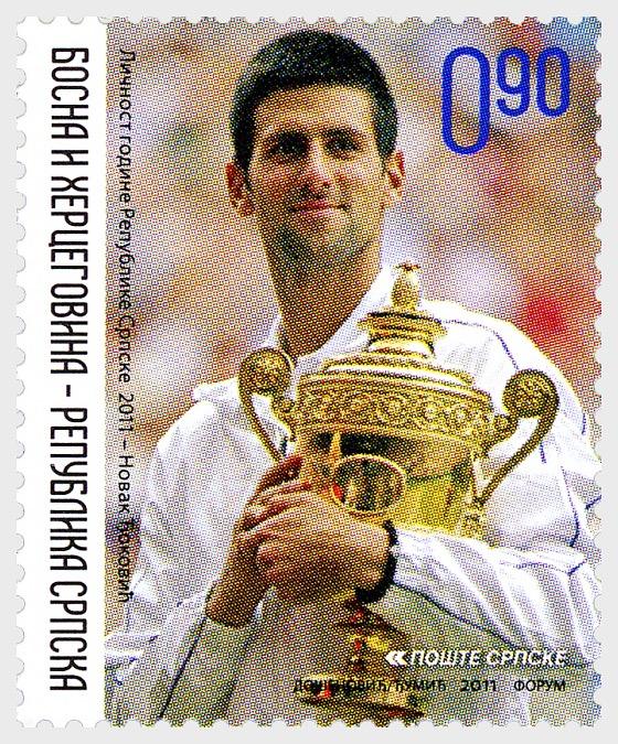 Novak Djokovic 2011 - Set