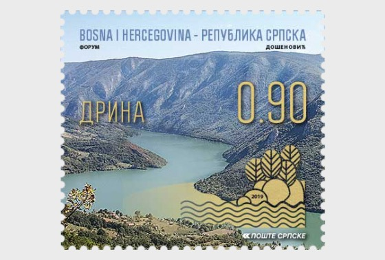 2019 Protection of Nature - The Drina National Park - Set