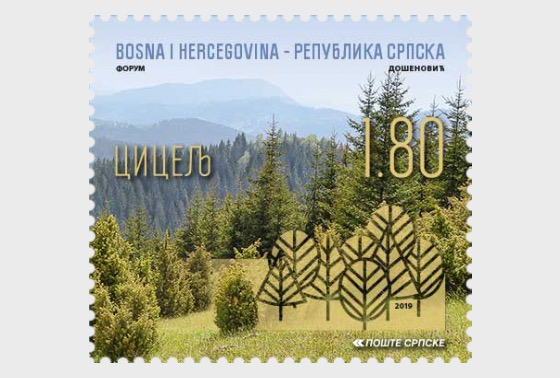 2019 Protection of Nature - Nature Park - Set