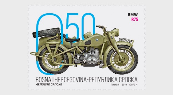 2019 Motorcycles - BMW R75 - Set