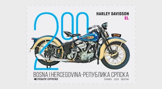 2019 Motorcycles - HARLEY DAVIDSON EL - Set