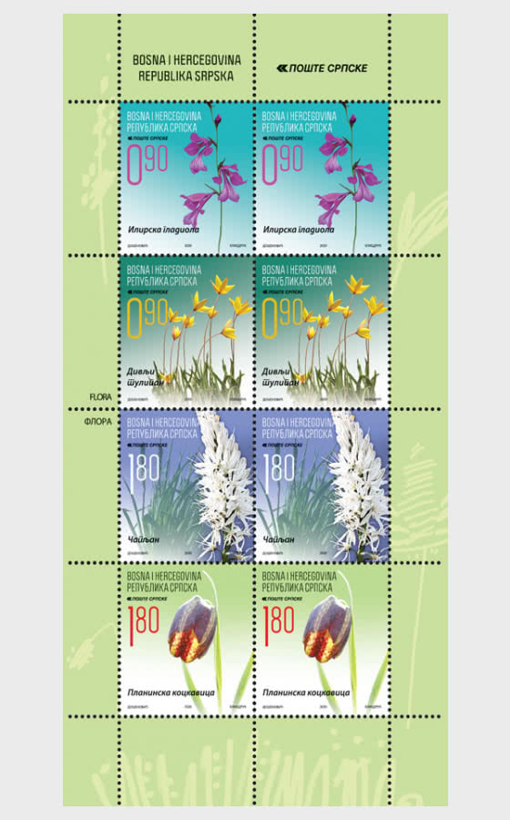 Flora - Sheetlets