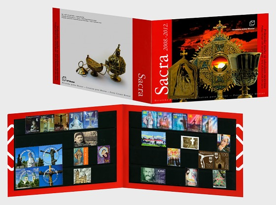 15% Discount on Annual Collection- Sacra 2008-2012 - Collectibles