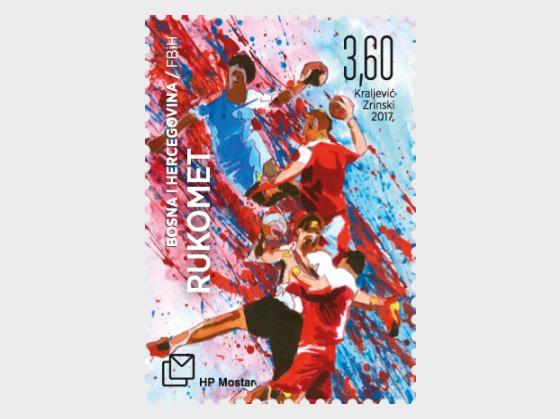 Sport 2017 - Handball - Set