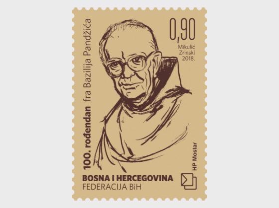 Friar Bazilije Pandzic's 100th Birthday - Set
