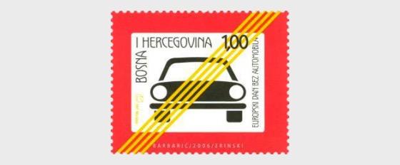 2006 European Car Free Day - Set