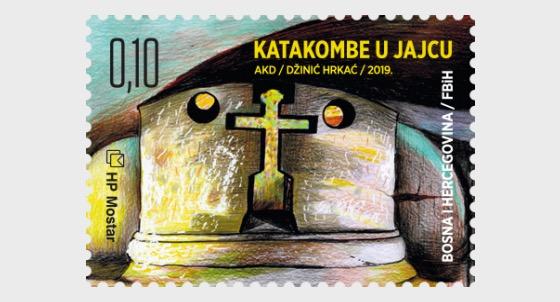 Archeological Treasure - Catacombs in Jajce - Set