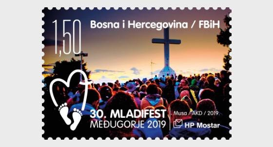 2019 Medugorje - 30th Youth Festival - Set
