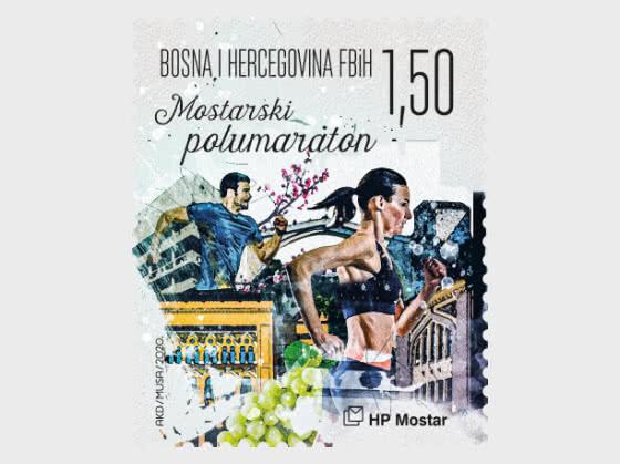 2020 Mostar Half Marathon - Set