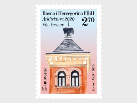 Architecture 2020 - Villa Fessler - Set