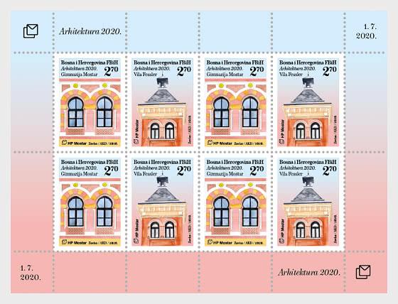 Architecture 2020 - Sheetlets