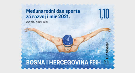 International Day of Sport for Development and Peace 2021 - Swimming  - Set