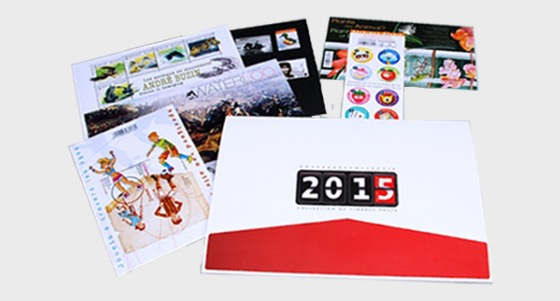 Year Pack 2015 - Year Collections