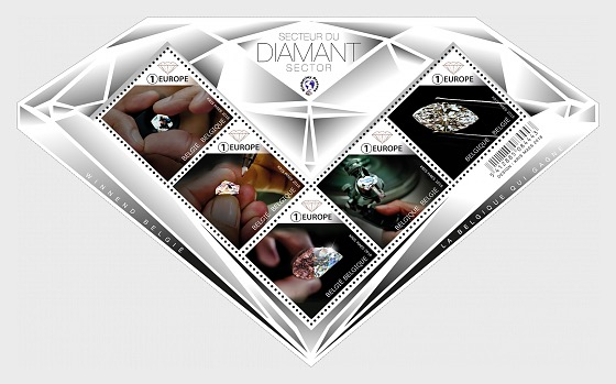 Diamant Sector - Miniature Sheet